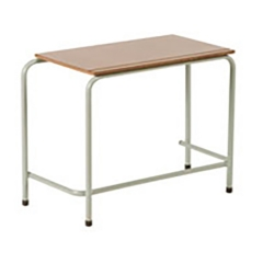 Conventional-Single-Desk-Supawood