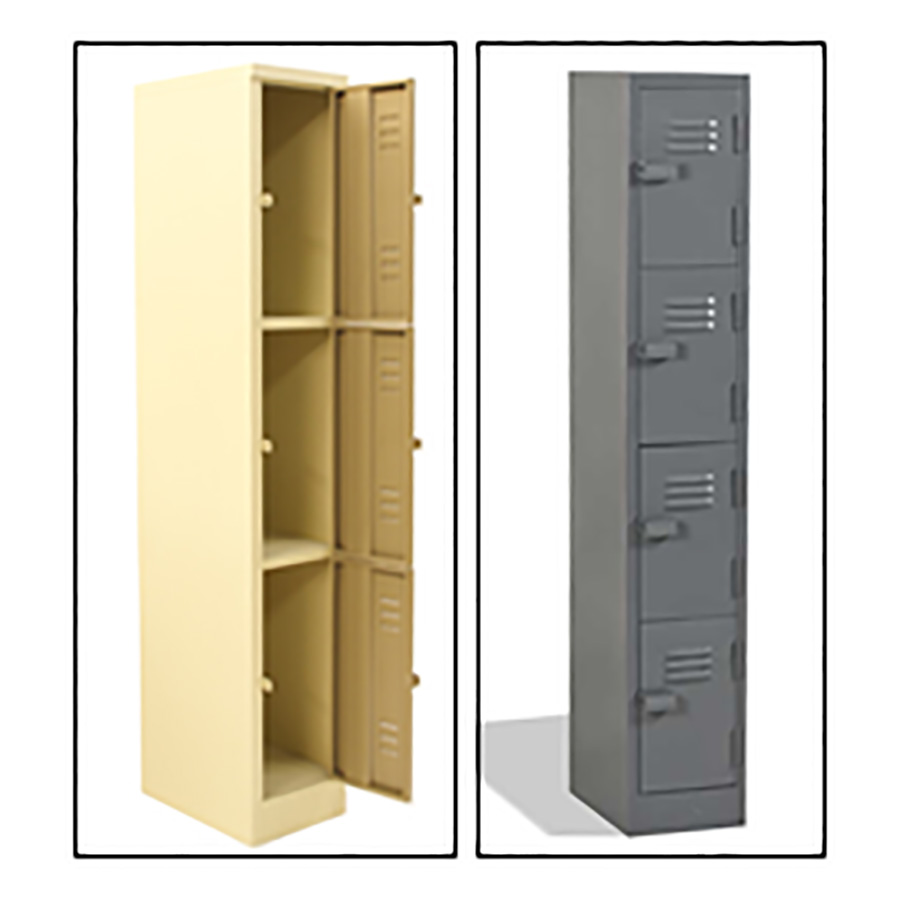 Steel-Lockers-in-Ivory-or-Grey-Colours