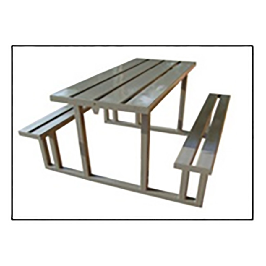 Steel-Picnic-Bench