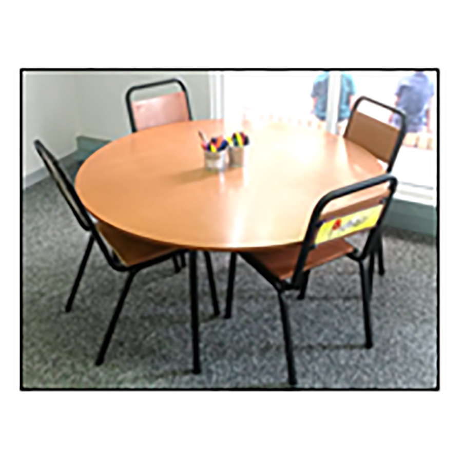 Round Table with Student Chair