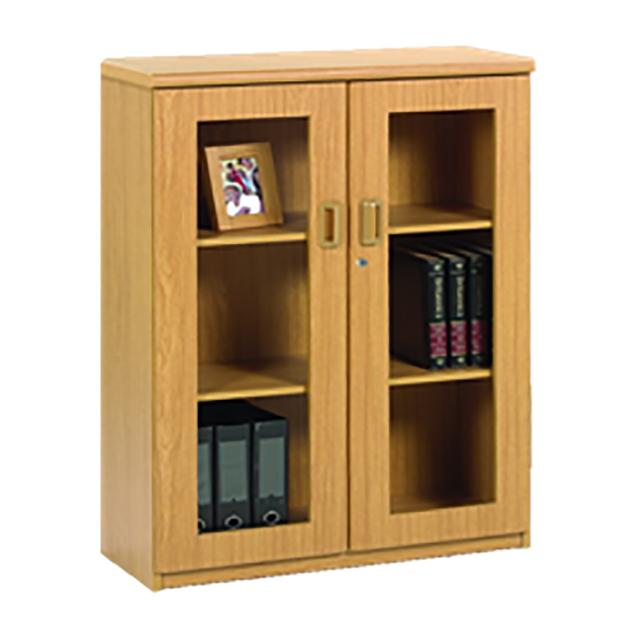 Bookcase-with-Glaadoors