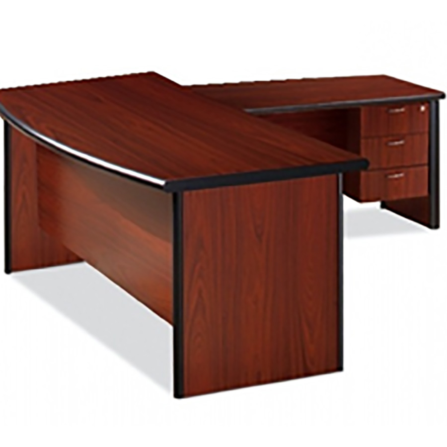 Executive-Desk-Bow-Shape