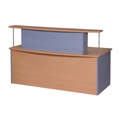 Reception-Straight-Unit-Front-View