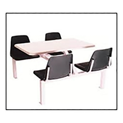 4-Seater-Polishell-with-Rectangular-Table