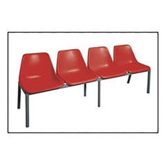 4-seater-Polishell-Bench