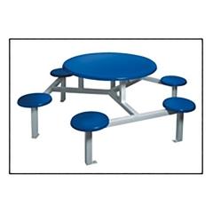 Fibreglass-6-seater-Round-table