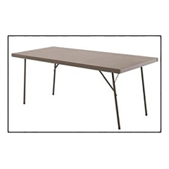 Rectangular-Steel-Table-with-Folding-Legs